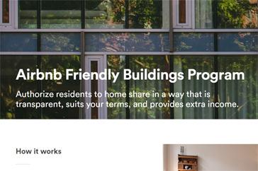 Airbnbがマンションオーナーに利益還元を約束