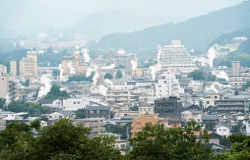 別府のホテル組合連合会とAirbnbが提携