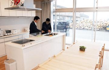 海産物に定評がある魚津市の新しい宿泊設備