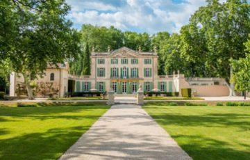 南フランスの1612年に建造された邸宅が利用できる