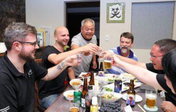 釜石市でラグビーワールドカップ前夜祭が行われる