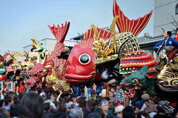 Airbnbが祭りアイランド九州を支援