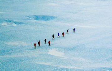 Airbnbが南極調査の旅のボランティアメンバーを募集